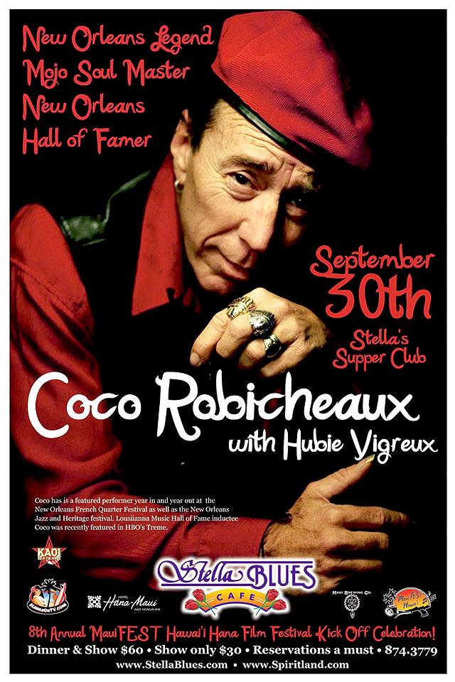 Coco Robicheaux - Sept. 30, 2010