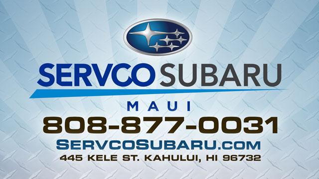 Servco Subaru Maui