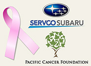 Servco Subaru Partners with Pacific Cancer Foundation