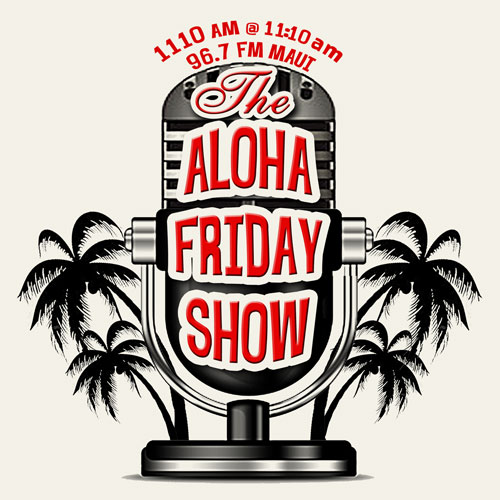 The Aloha Friday Show with Joel Agnew