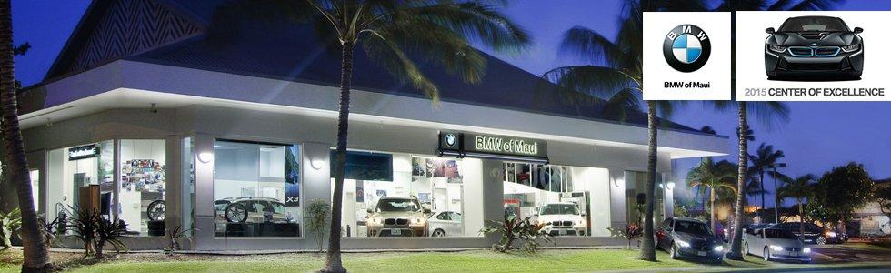 Bmw Of Maui 808 877 4269