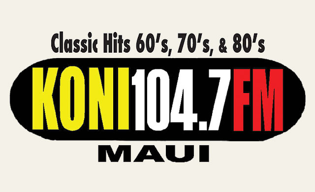 KONI 104.7FM - Maui's Classic Hits
