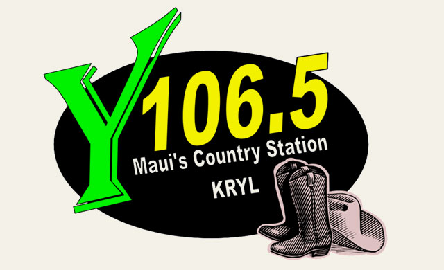 Y106.5 - Maui's Country Station - KRYL Radio