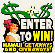 Win Free Stuff from Hawaii