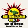 Maui Sunrise Show