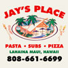 Jay's Place - Lahaina, Maui Hawaii