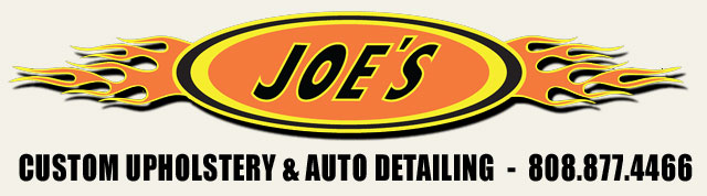 Joe's Custom Upholstery and Auto Detailing