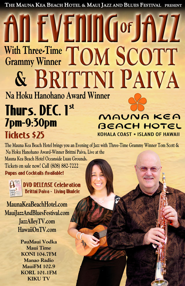Mauna Kea Beach Hotel - Jazz Concert
