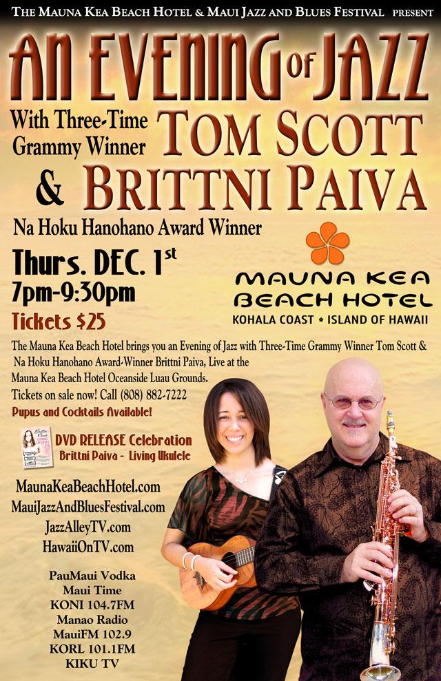 Mauna Kea Beach Hotel Jazz Show