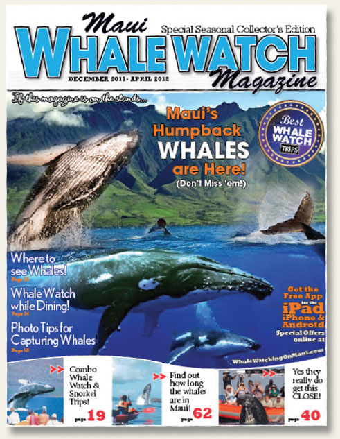 Whale Watch Magazine - Maui Hawaii