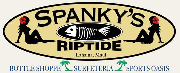 Spanky's Riptide - Lahaina Maui Hawaii
