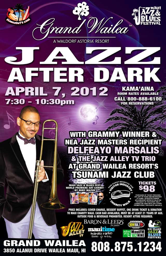 Grand Wailea Jazz After Dark