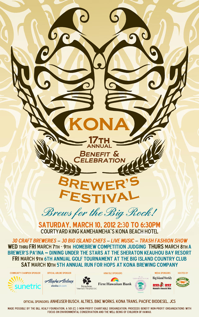 Kona Brewers Festival 2012