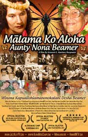 Aunty Nona Beamer - Malama Ko Aloha