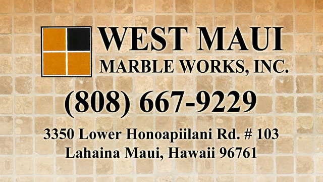 West Maui Marble Works