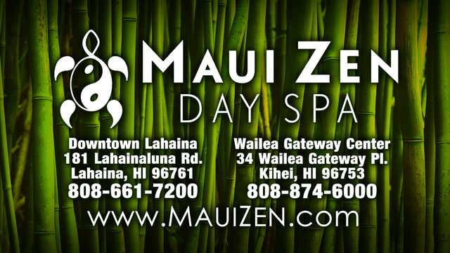 Maui Zen Day Spa - Maui Hawaii Spa