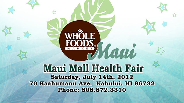 Whole Foods Health Fair