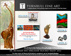Turnbull Fine Art - Paia Maui Hawaii