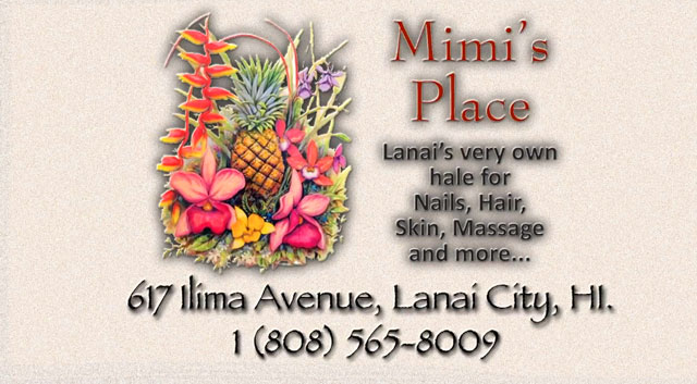 Mimi's Place - Lanai Salon and Spa