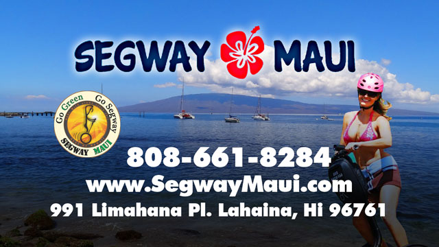 Segway of Maui