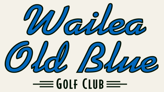 Wailea Old Blue Golf Club