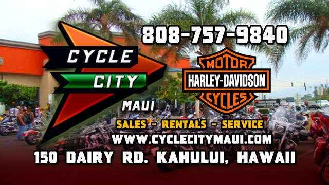Cycle City Maui Harley Davidson