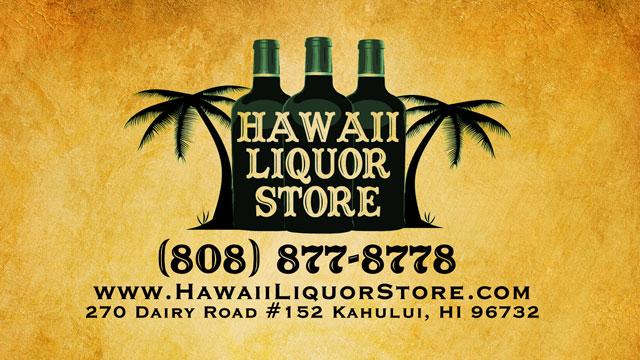Hawaii Liquor Store