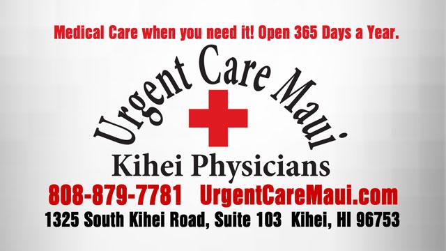 Urgent Care Maui