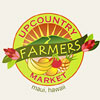 Upcountry Farmers Market- Maui Hawaii