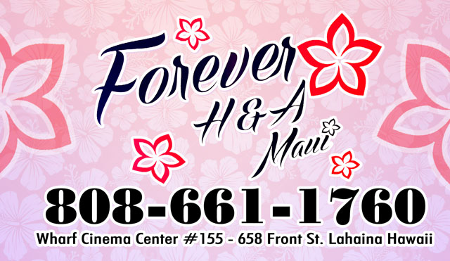 Forever H & A Maui