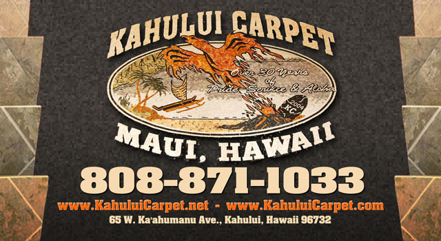 kahului carpet and drapery