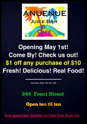 Grand Opening May 1, 2014