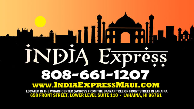 India Express Restaurant - Maui Hawaii