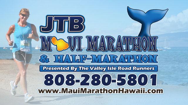 Maui Marathon 2014