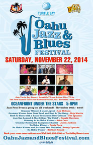 Oahu Jazz and Blues Festival