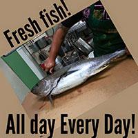 Fresh Fish Maui