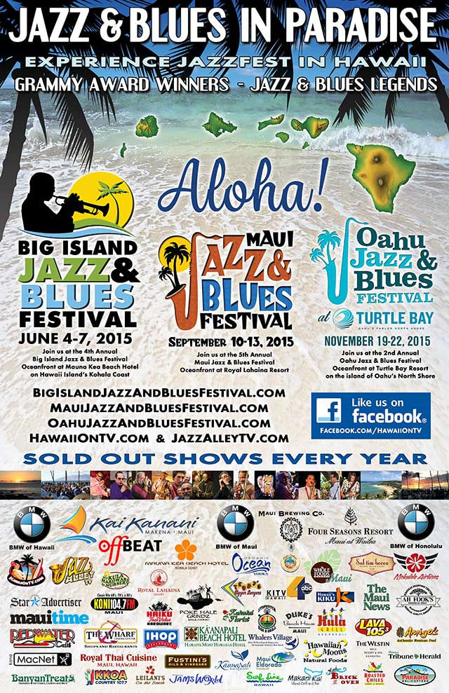 Hawaii Music Festivals