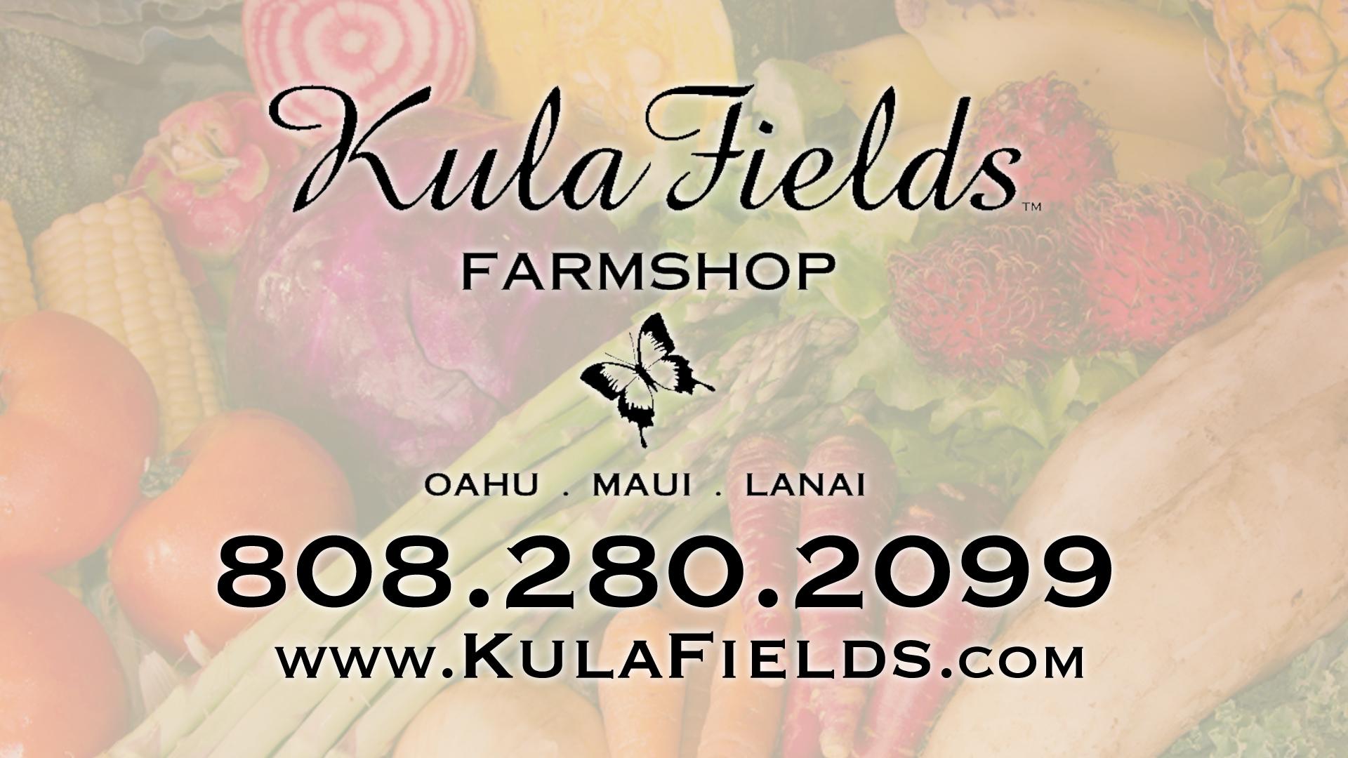 Kula Fields Farmhouse Maui