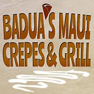 Badua's Maui Crepes & Grill - Maui, Hawaii