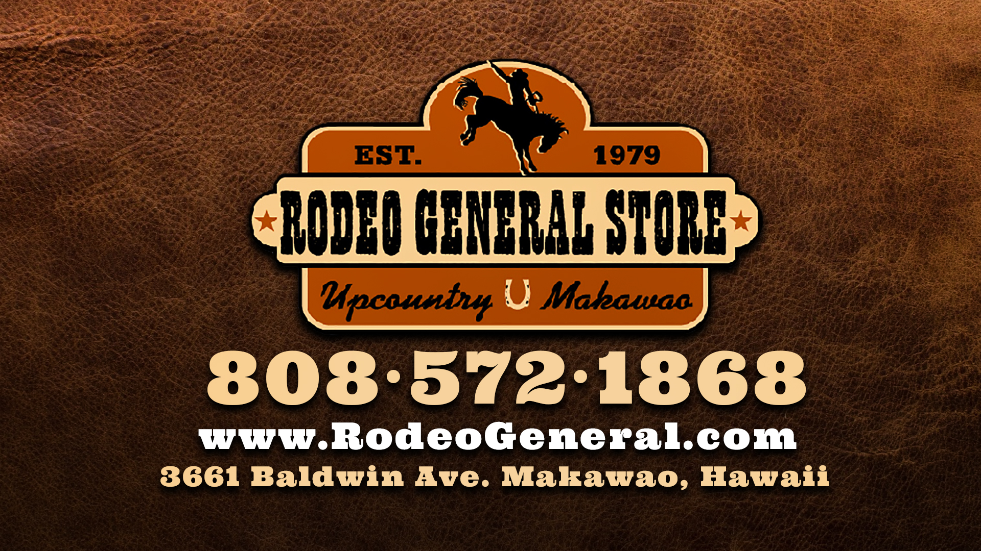 Rodeo General Store Maui