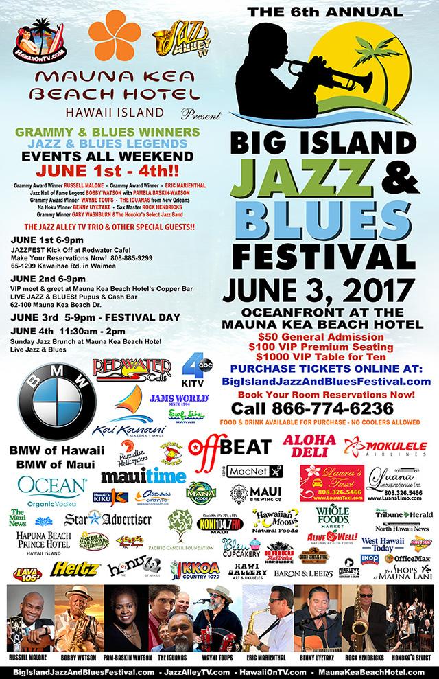 Big Island Jazz 2017