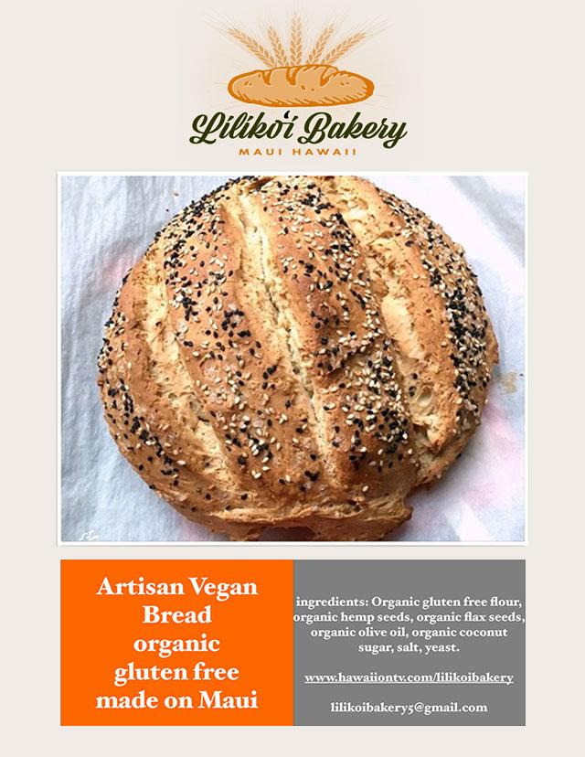 Lilikoi Bakery Bread