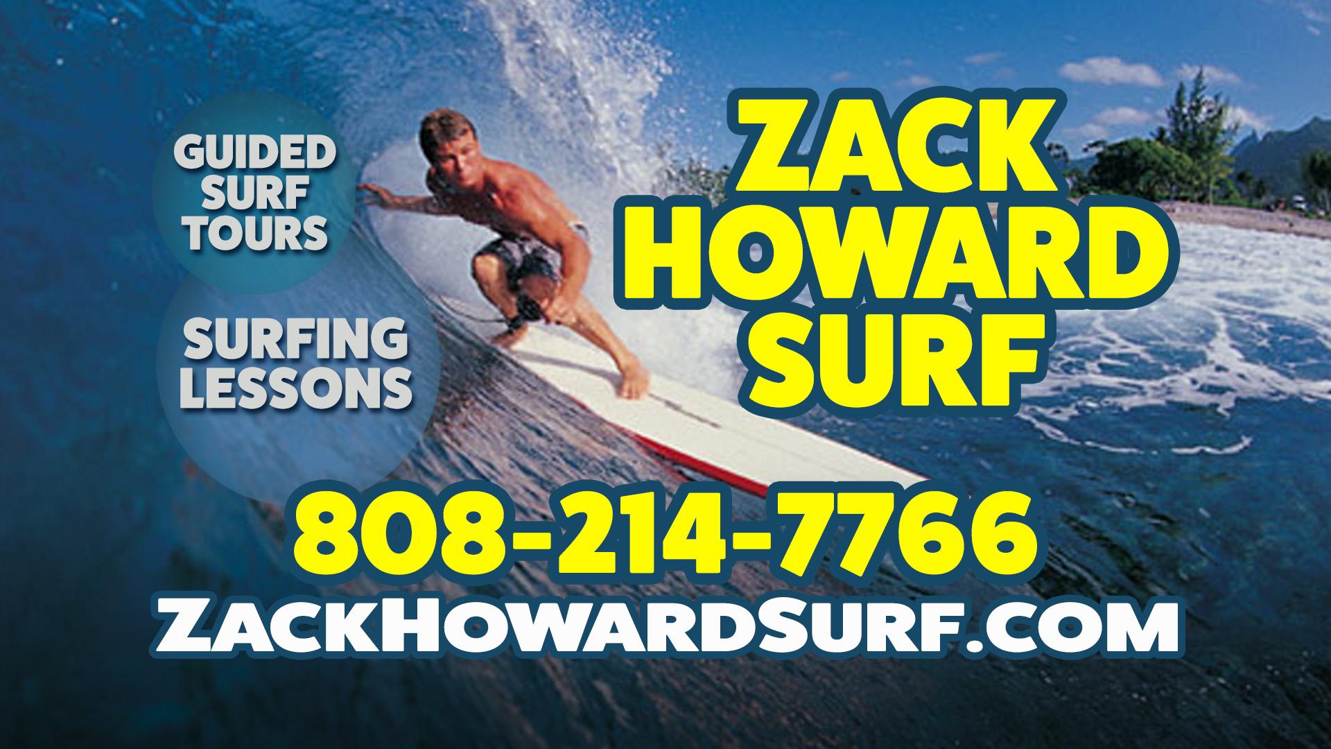 Zack Howard Surf