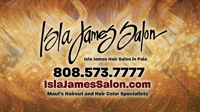 isla james salon